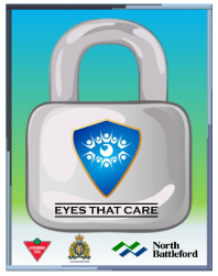 North Battleford Eyes that Care Logo